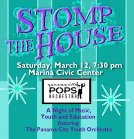 Stomp The House