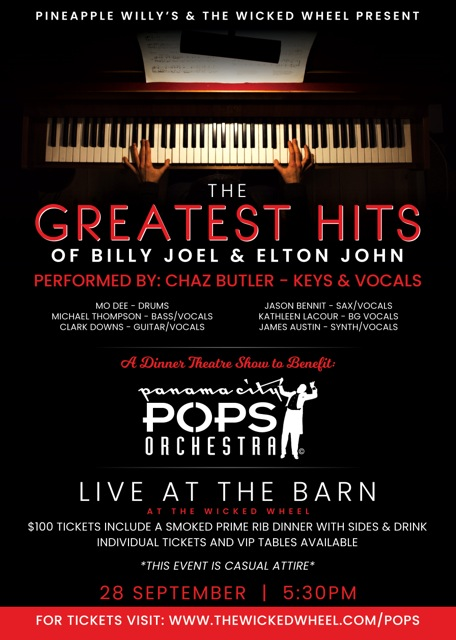 Greatest Hits POPs Fundraiser