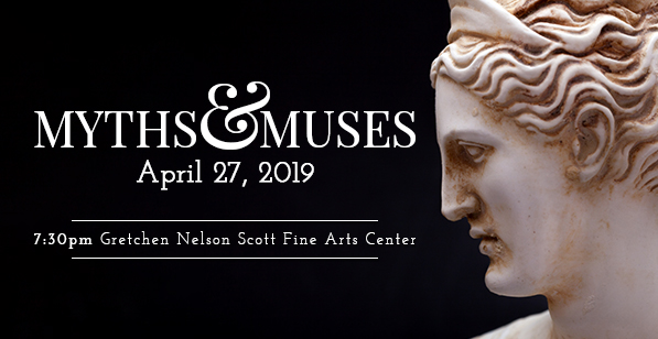 Myths & Muses Concert