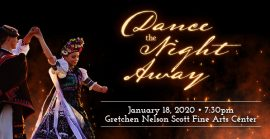 Dance the Night Away - Music concert in Panama City, Florida
