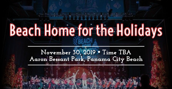 Beach Home for Holidays Concert 2019