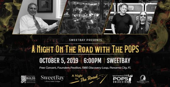 A Night on the Road With the POPS 2019